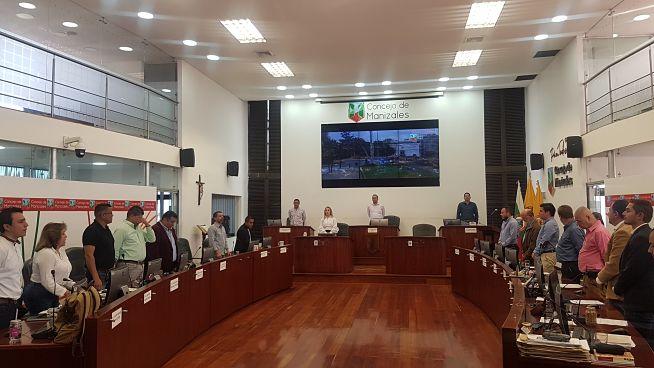 Estas son las comisiones del Concejo de Manizales para el 2020